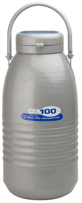 Taylor-Wharton CX100, CXR100 Express Dry Shipper