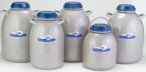 Worthington HC Series Cryogenic Refrigerator