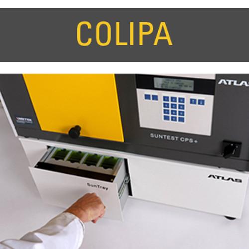 Anwendungs-Kit COLIPA in-vitro UVA Atlas SUNTEST CPS+