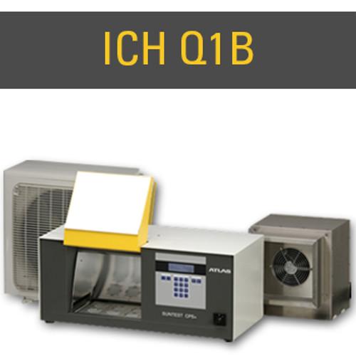 Anwendungs-Kit ICH Atlas SUNTEST CPS+