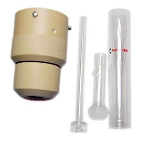 Plasmafackel teilzerlegbar Quarz (Radial/SOP)