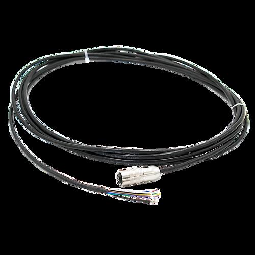 S5 Anschlusskabel M16-frei 8-polig (gerade), 50 m