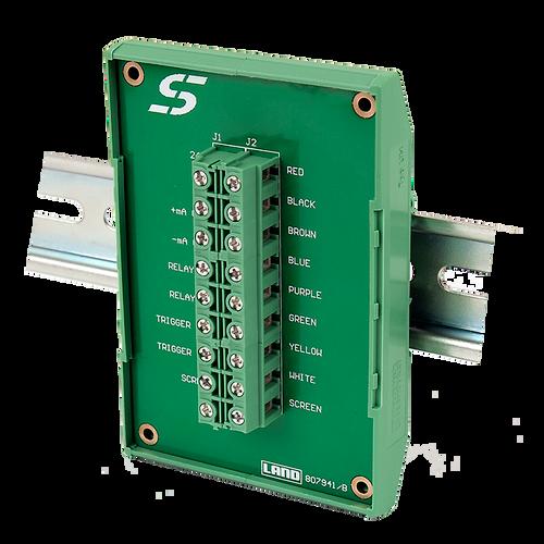 S5 Klemmleiste (analog)