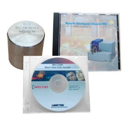 PROBE ICAL RC38/LI + ICAL DATEN CD