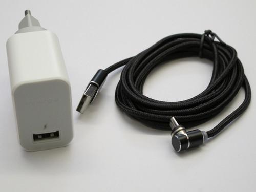Netzteil und Ladekabel USB CheckPoint 3
