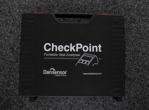 Kunststoffkoffer mit Schaumstoffeinsatz; CheckPoint