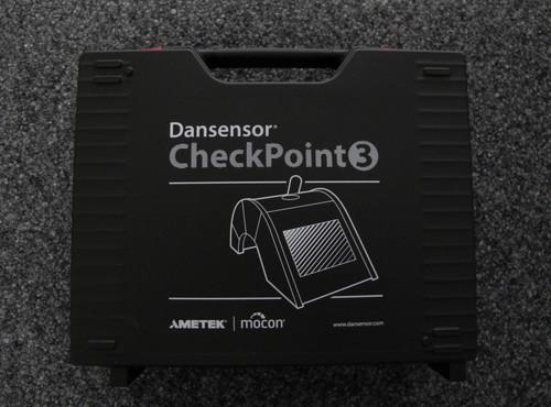 Kunststoffkoffer mit Schaumstoffeinsatz; CheckPoint 3