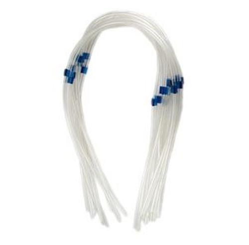 Schlauch Tygon/PVC (Blau-Blau)