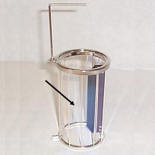 Xenochrome 300 Ersatz-Filterglas Xenotest Alpha Serie