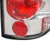 2000-2006 Chevrolet GMC Tahoe/Yukon/Suburban Tail Lights (Chrome)