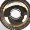 """Apexi N1 Style Hi-Flow 2.5"""" Inlet Exhaust Muffler - 4"""" Burnt Tip"""
