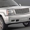 2002-2006 Cadillac Escalade Bumper Fog Lights (Chrome Housing/Smoke Lens)