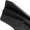 2014-2017 Honda Fit 3-PC Style Front Bumper Lip (Matte Black)