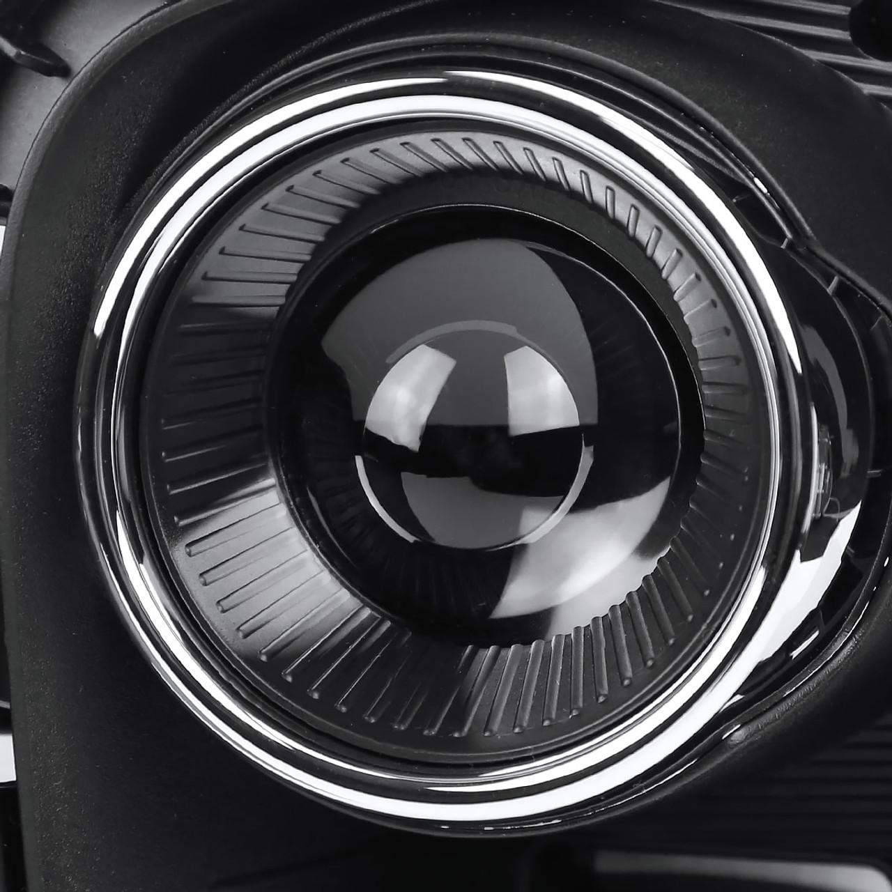 Spec-D Tuning LF-CRV02COEM-DL Clear Fog Light