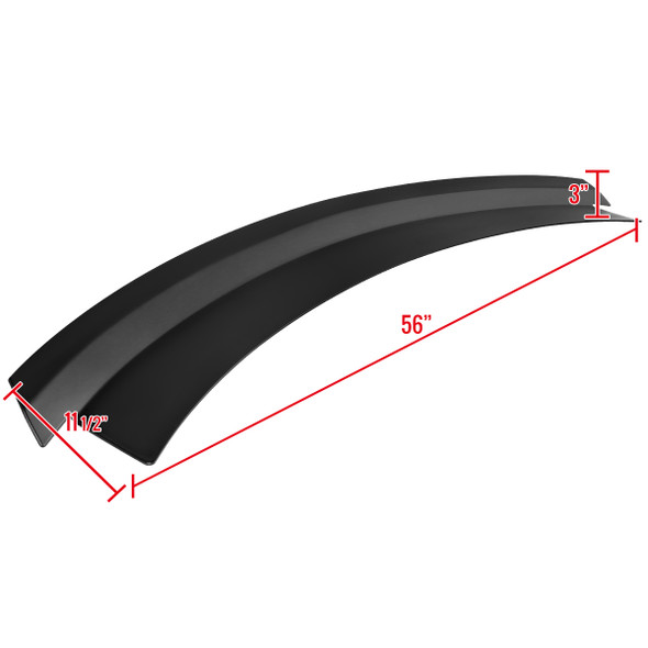 2015-2020 Ford Mustang Rock Style Rear Spoiler