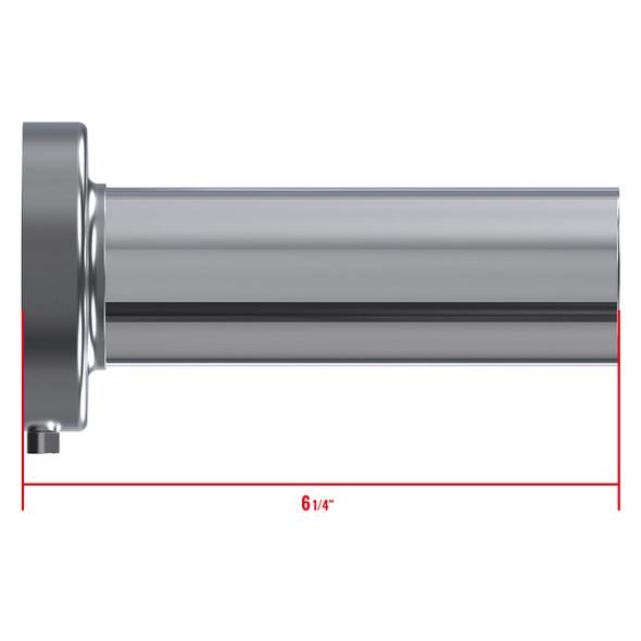 "Universal N1 Style Muffler 4.0"" Tip Silencer"