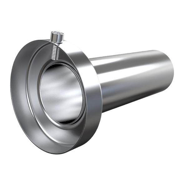 "Universal N1 Style Muffler 3.5"" Tip Silencer"