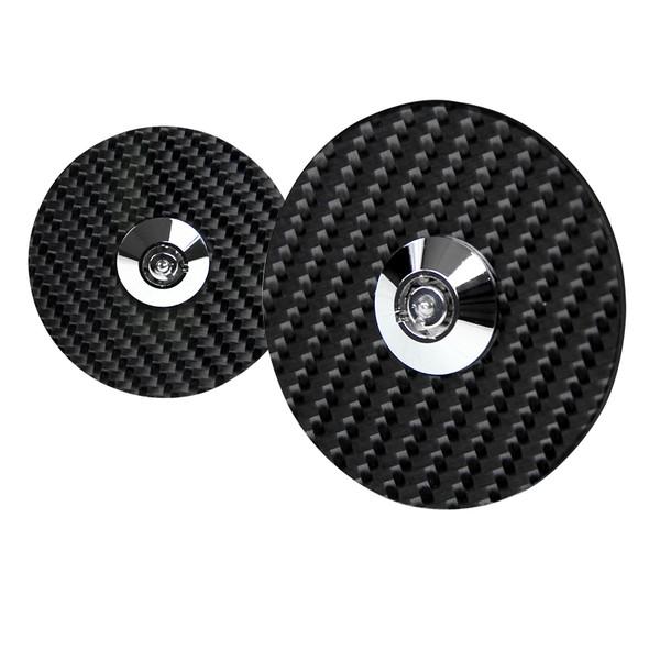 Racing Style JDM Carbon Fiber Aluminum Security Lock Hood Latch Pins
