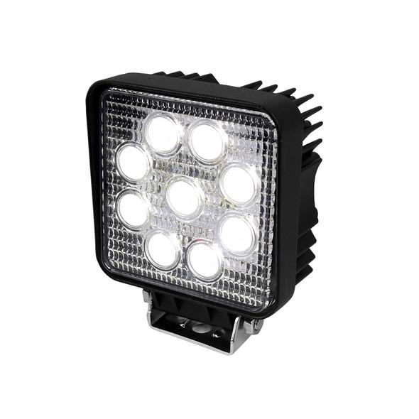 Square 6 LED Work Fog Lights