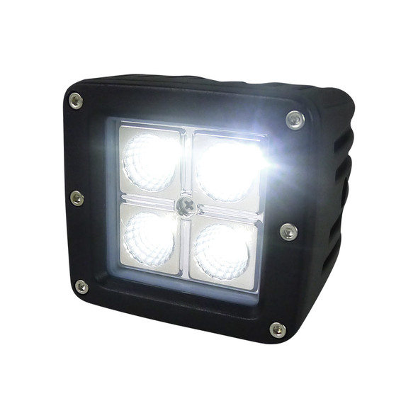 Universal 4 LED Work Fog Lamps