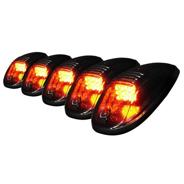 5PC Set Roof Cab LED Lights