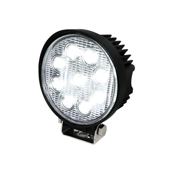 "Universal Round 4.5"" 9 LED Work Fog Lights"