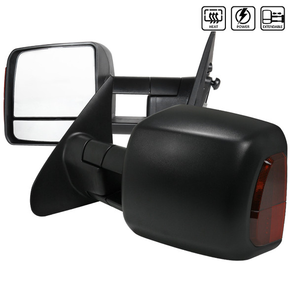 2007-2013 Toyota Tundra Power Towing Mirror w/Signal & Heat Function