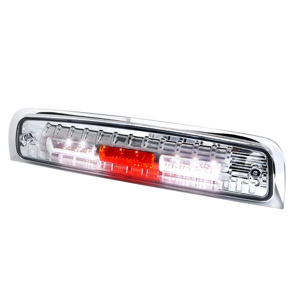 2014-2018 Dodge Ram 1500/2500 LED 3rd Break Light (Chrome Housing/Clear Lens)