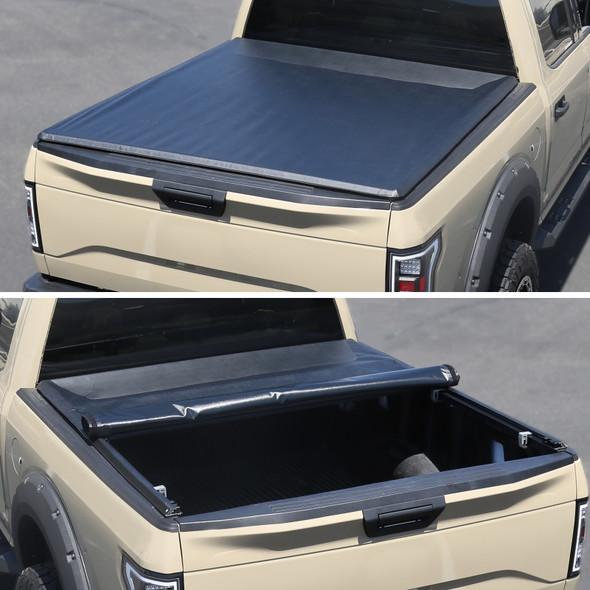 "2002-2018 Dodge RAM 79"" Standard Bed Tonneau Cover"