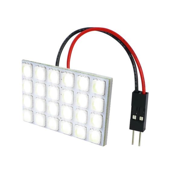 24 PC Universal Interior LED Dome Light