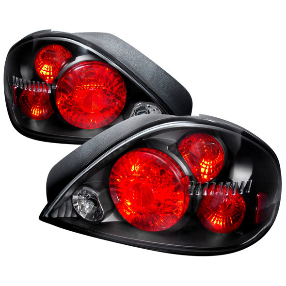 1999-2005 Pontiac Grand AM Altezza Tail Lights