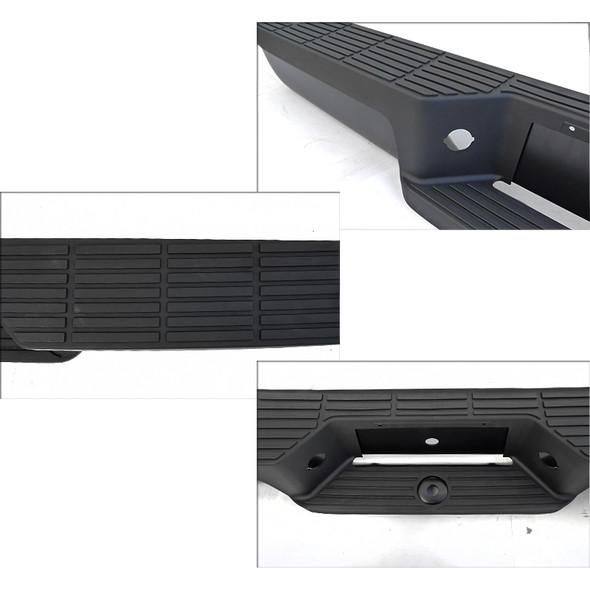 1993-2011 Ford Ranger Styleside Black Rear Bumper Step