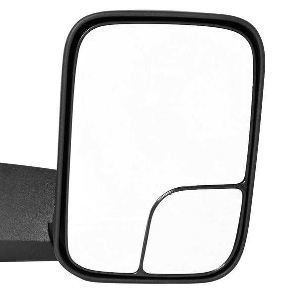 1994-2002 Dodge RAM Manual Towing Side Mirrors