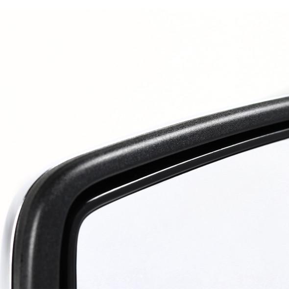 2013-2019 Dodge RAM Power Heated Folding Side Mirror w/ LED Turn/Puddle Light - Driver Side (Chrome)