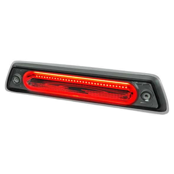2009-2014 Ford F-150 LED SMD 3rd Brake Light (Chrome Housing/Smoke Lens)