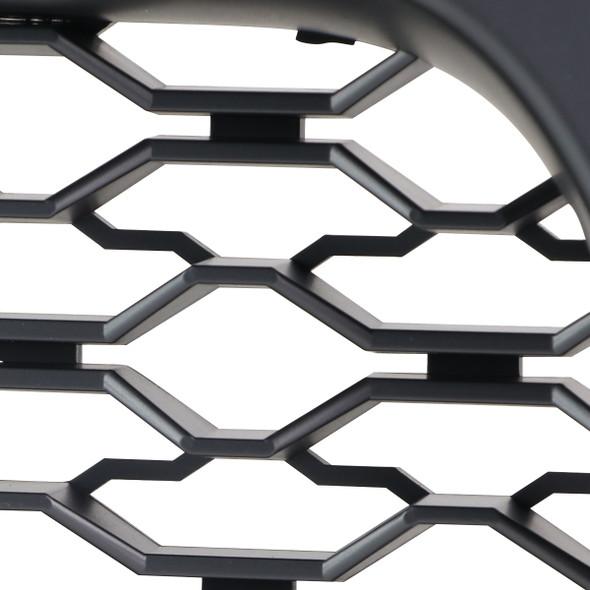 2019-2020 Dodge RAM 1500 Rebel Style Hood Grille (Matte Black)