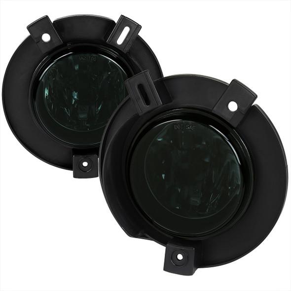 2002-2005 Ford Explorer H10 Fog Lights (Chrome Housing/Smoke Lens)