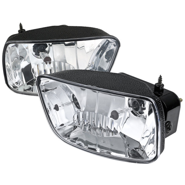 2002-2009 Chevrolet Trailblazer OEM Style Fog Lights