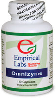 Omnizyme 180 Count