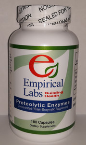 Proteolytic Enzymes 180 count