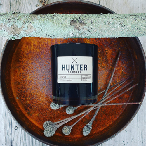 Angus Candle by  Hunter Candles