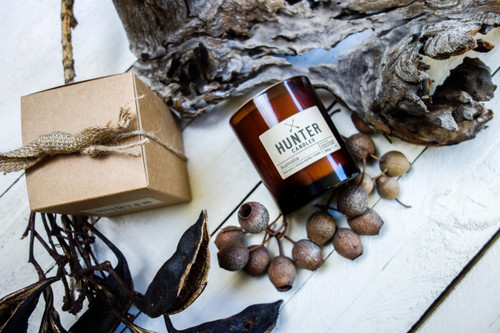 Australia Candle by  Hunter Candles