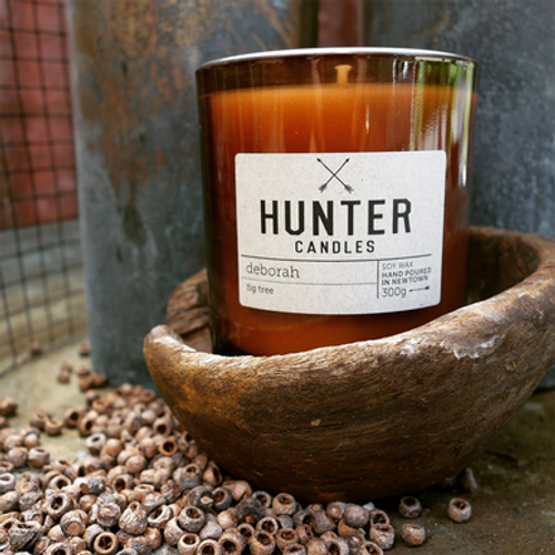 Deborah Candle by  Hunter Candles
