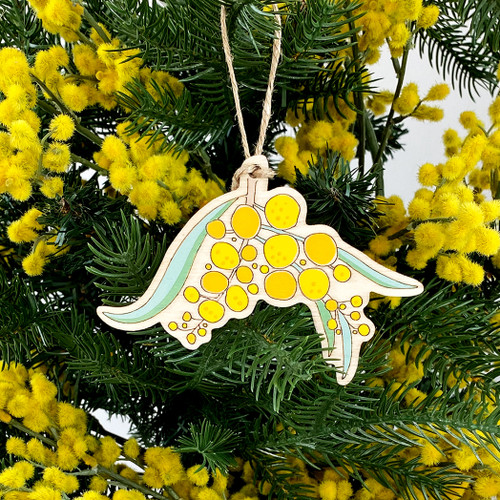 Wattle Ornament by Outer Island