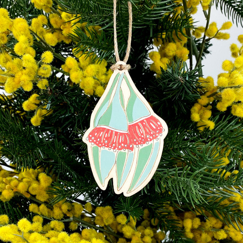 Gum Blossom Ornament by Outer Island