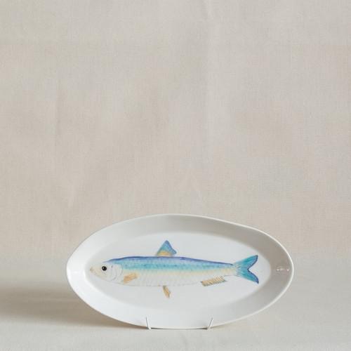 Pilchard Small Platter by Casa Adams Fine Wares - CAA.017
