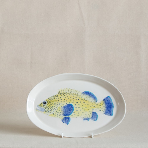 Eastern Wirrah Medium Platter by Casa Adams Fine Wares - CAA.008