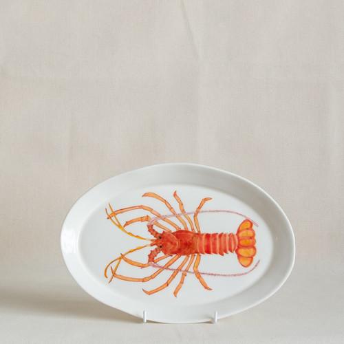 Rock Lobster Medium Platter by Casa Adams Fine Wares - CAA.007