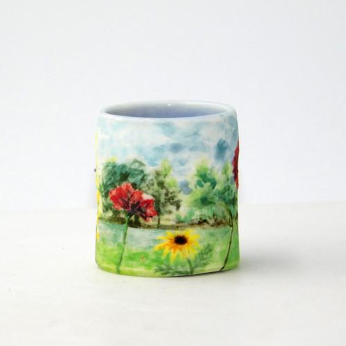 Park Flowers by Isabella Edwards - EDI.010