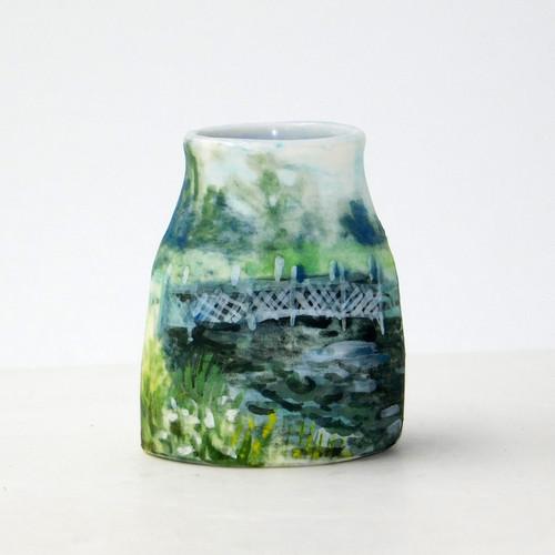 Park Bridge by Isabella Edwards - EDI.011